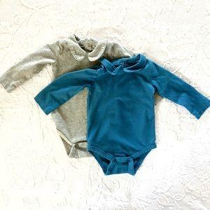 Primary | Set of Peter Pan Bodysuits (3-6 mos)